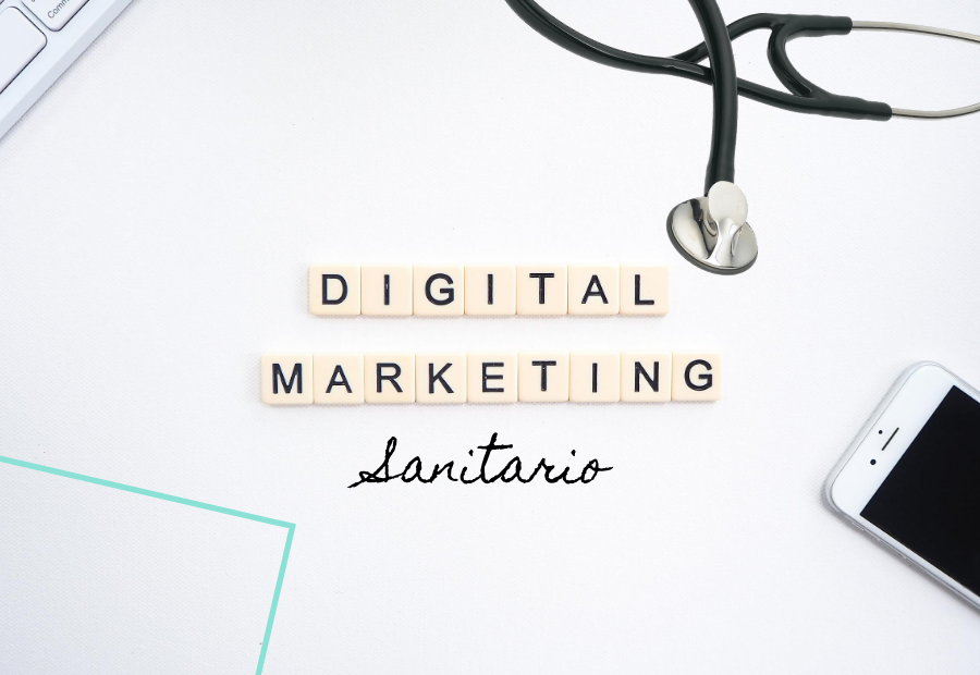 Digital marketing sanitario