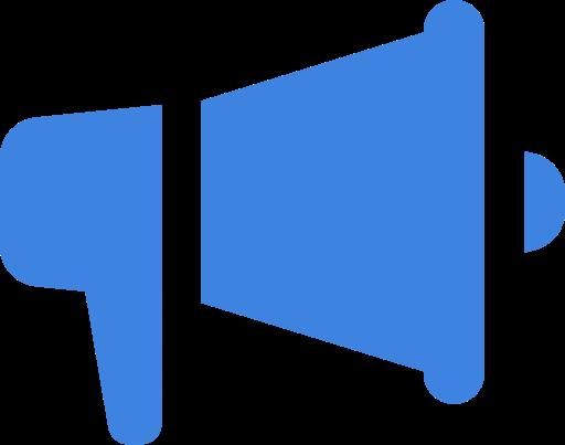 ico-comm-megaphone-blue