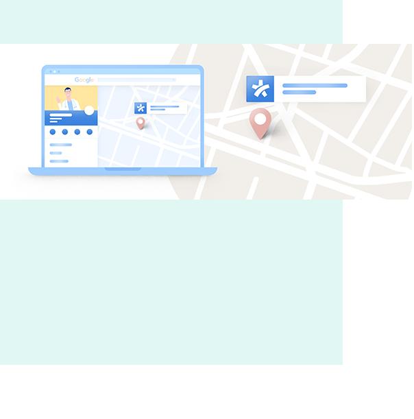 GoogleMybusiness per website